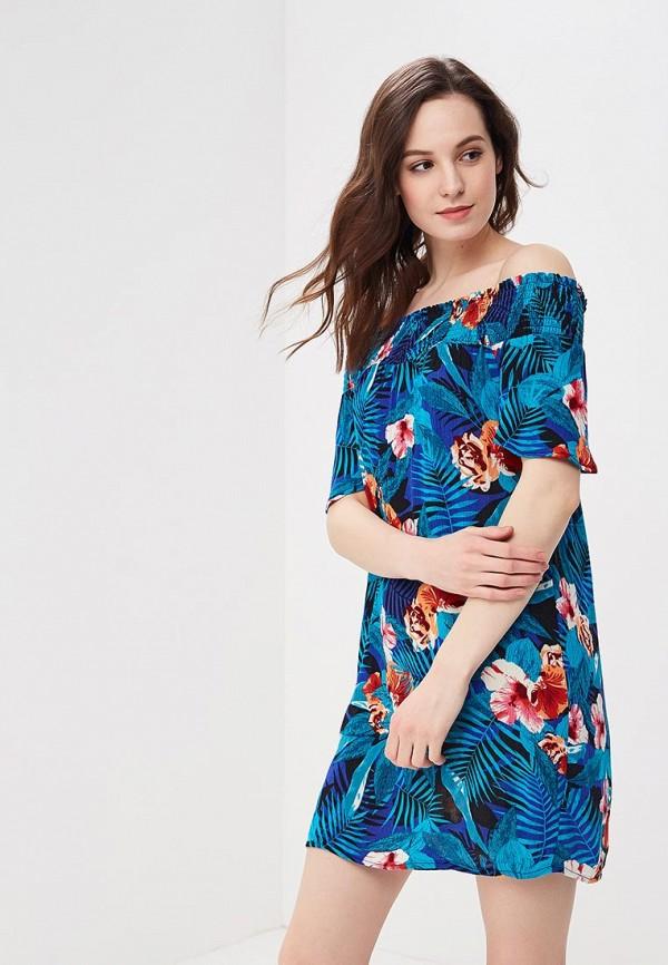 Купить Платье Dorothy Perkins, do005ewbeus4, синий, Весна-лето 2018