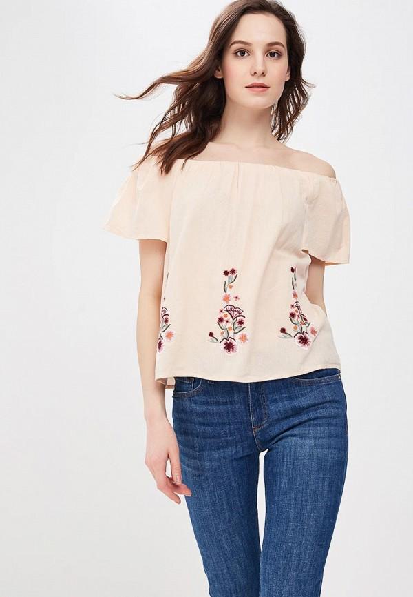 Купить женскую блузку Dorothy Perkins розового цвета
