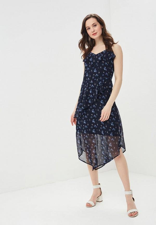 Купить Платье Dorothy Perkins, DO005EWBHAZ9, синий, Весна-лето 2018