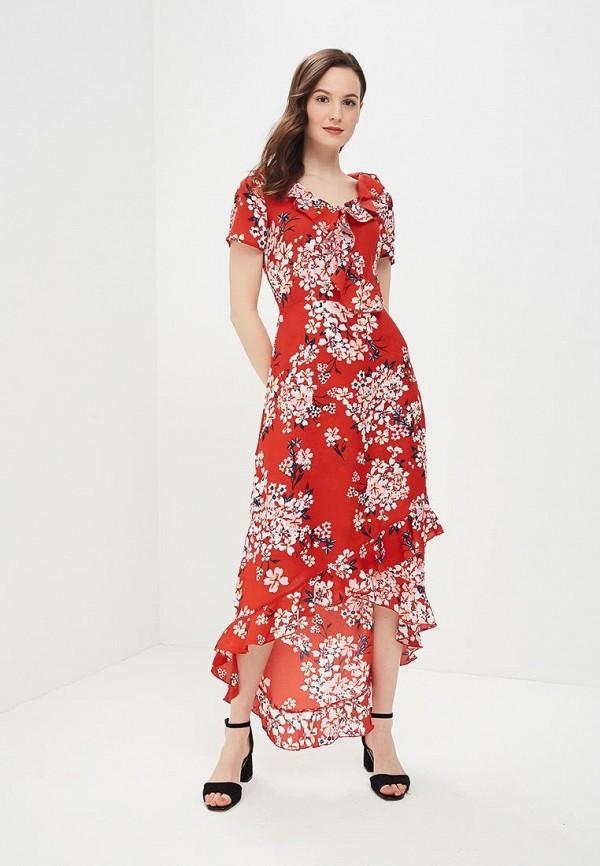 Купить Платье Dorothy Perkins, DO005EWBHBA0, красный, Весна-лето 2018