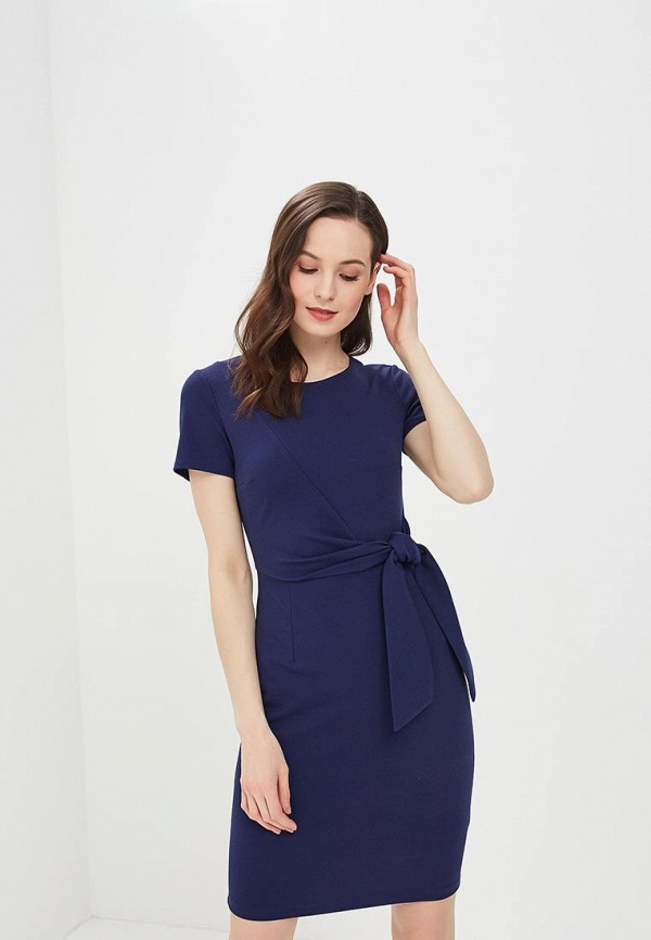 Купить Платье Dorothy Perkins, DO005EWBHBA5, синий, Весна-лето 2018
