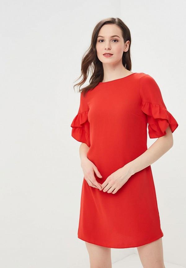 Купить Платье Dorothy Perkins, DO005EWBHBA8, красный, Весна-лето 2018