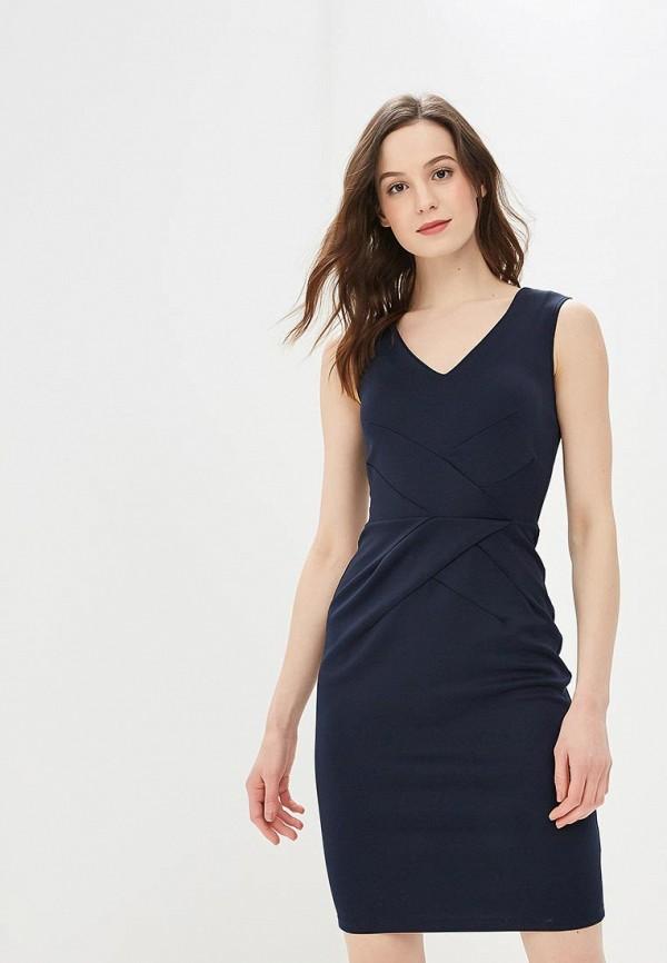 Платье Dorothy Perkins, DO005EWBJDD5, синий, Весна-лето 2018  - купить со скидкой