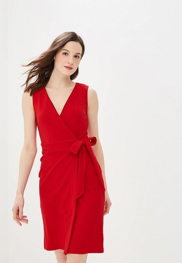 Платье Dorothy Perkins, DO005EWBJDE3, красный, Весна-лето 2018  - купить со скидкой