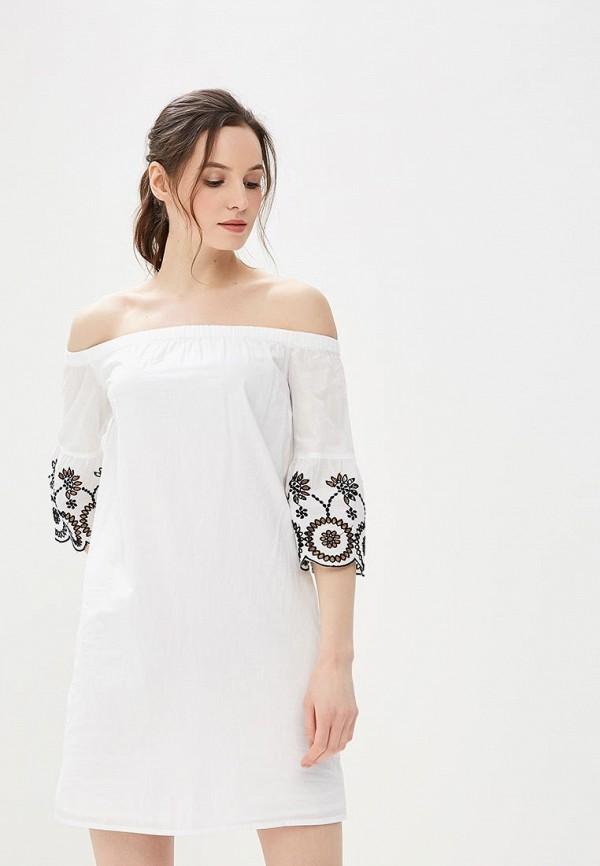 Платье Dorothy Perkins, DO005EWBJDH0, белый, Осень-зима 2018/2019  - купить со скидкой