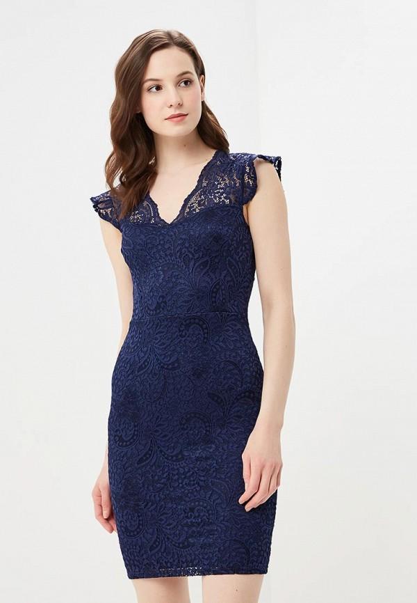 Купить Платье Dorothy Perkins, DO005EWBJRZ7, синий, Весна-лето 2018