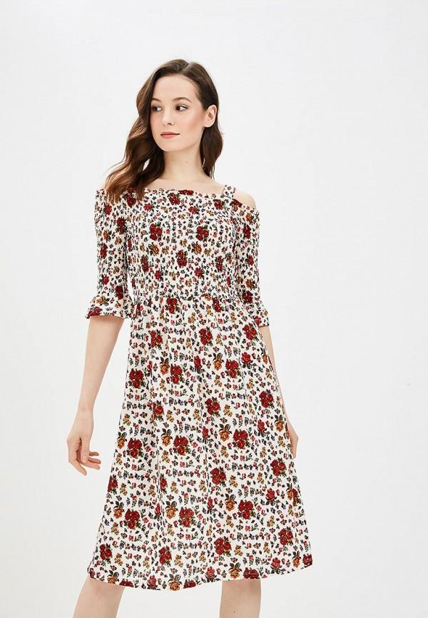Купить Платье Dorothy Perkins, DO005EWBJSA1, разноцветный, Весна-лето 2018