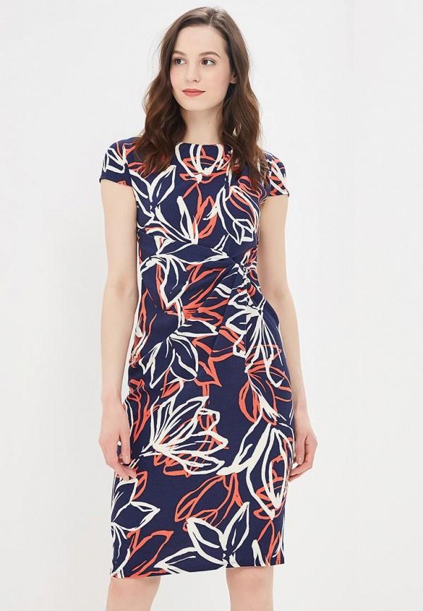 Купить Платье Dorothy Perkins, DO005EWBJSB4, синий, Весна-лето 2018