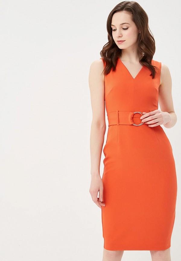 Купить Платье Dorothy Perkins, DO005EWBJSH0, коралловый, Весна-лето 2018