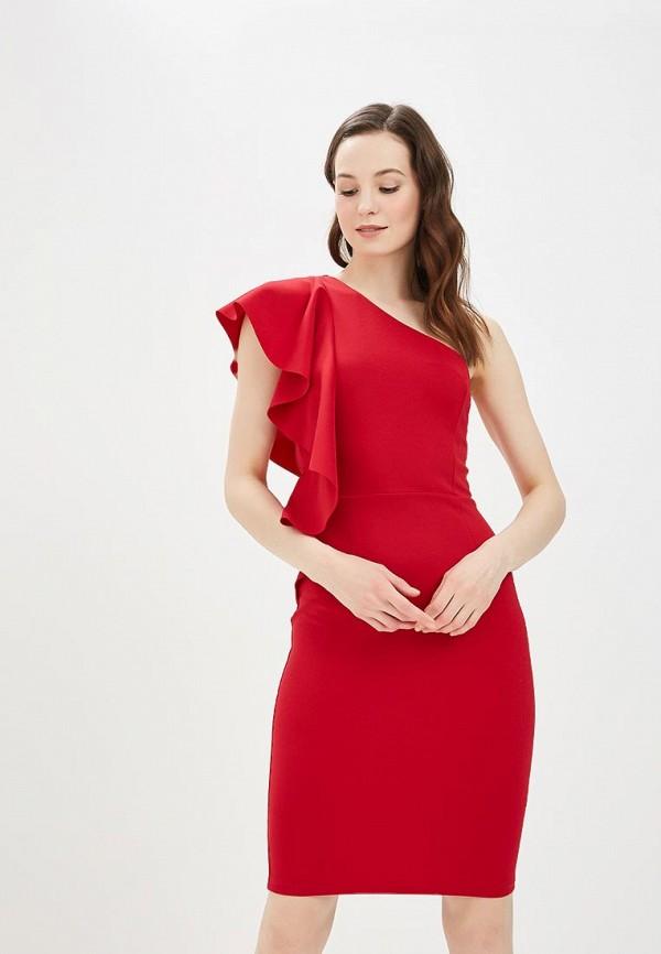 Купить Платье Dorothy Perkins, DO005EWBLXP2, красный, Весна-лето 2018