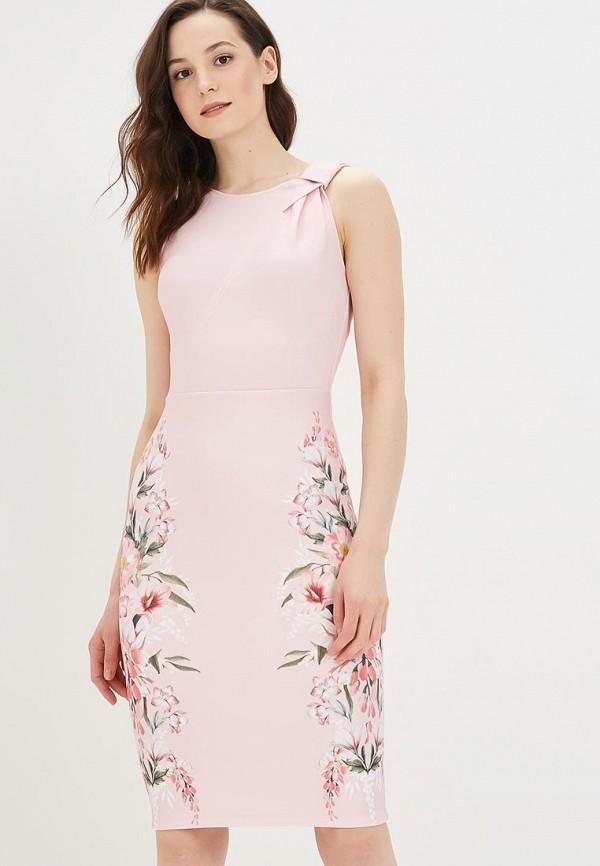 Купить Платье Dorothy Perkins, DO005EWBLXQ0, розовый, Весна-лето 2018