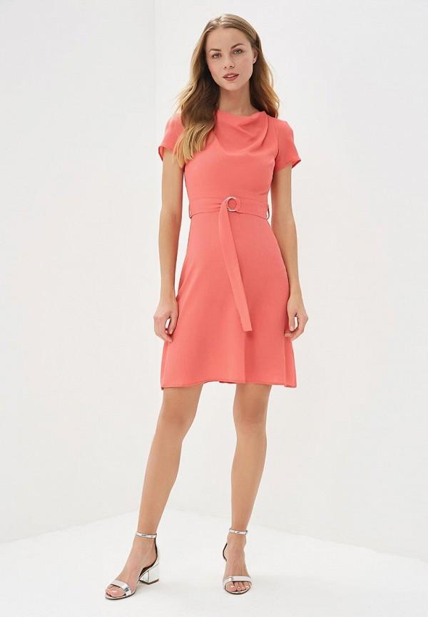 Фото 2 - женское платье Dorothy Perkins розового цвета