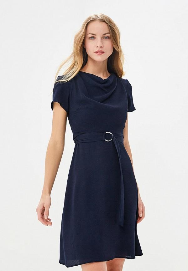 Купить Платье Dorothy Perkins, DO005EWBNEO2, синий, Весна-лето 2018