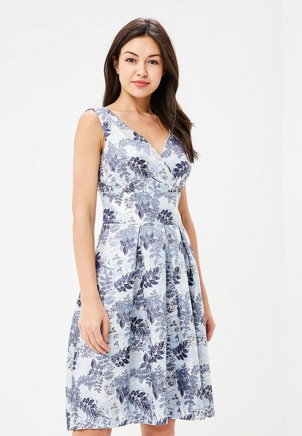 Купить Платье Dorothy Perkins, DO005EWBONJ8, голубой, Весна-лето 2018