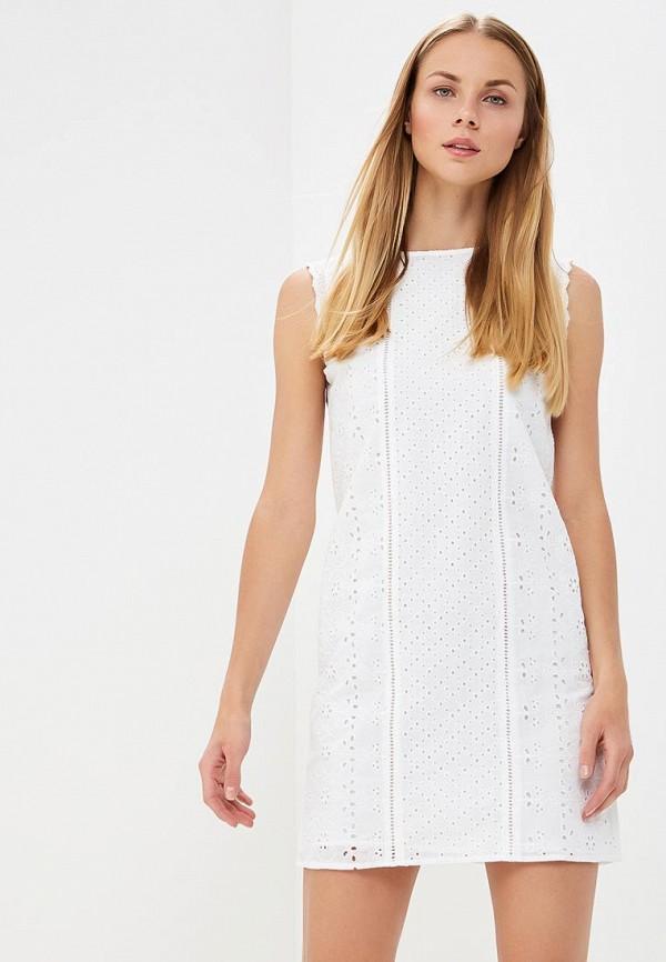 Купить Платье Dorothy Perkins, DO005EWBQCT4, белый, Осень-зима 2018/2019