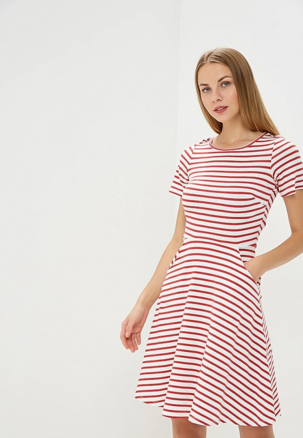Купить Платье Dorothy Perkins, DO005EWBVPS2, белый, Осень-зима 2018/2019