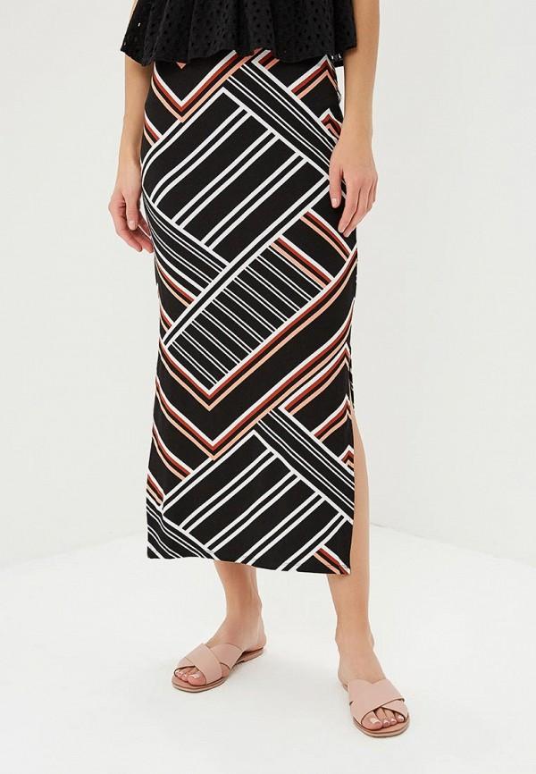 женская зауженные юбка dorothy perkins, разноцветная