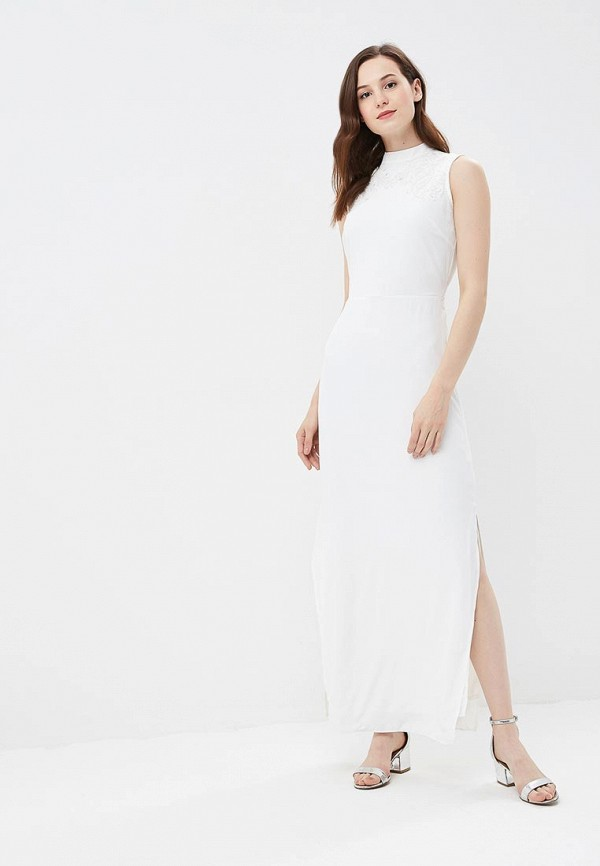 Купить Платье Dorothy Perkins, do005ewbydb3, белый, Осень-зима 2018/2019