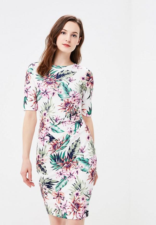 Купить Платье Dorothy Perkins, DO005EWBYDC0, белый, Осень-зима 2018/2019