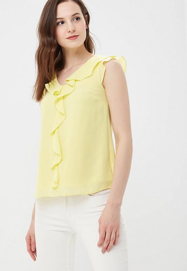 Купить Блуза Dorothy Perkins, DO005EWBYDM6, желтый, Осень-зима 2018/2019