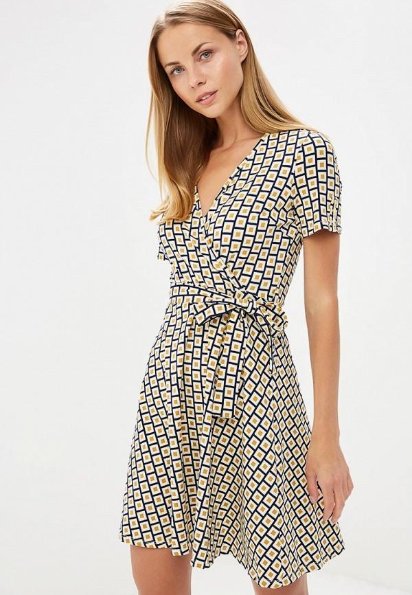 Купить Платье Dorothy Perkins, DO005EWBYYT1, белый, Осень-зима 2018/2019