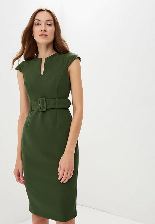 Фото - женское платье Dorothy Perkins зеленого цвета