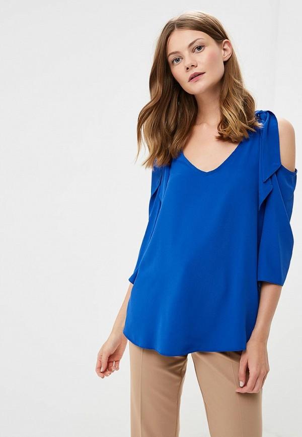 Купить Блуза Dorothy Perkins, do005ewcepf9, синий, Осень-зима 2018/2019