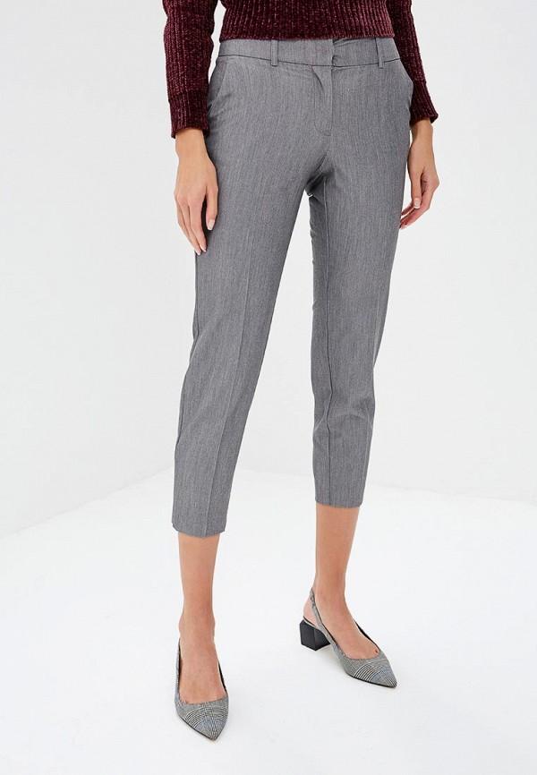 женские зауженные брюки dorothy perkins, серые