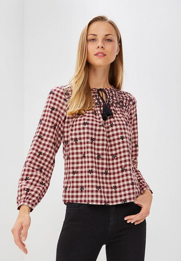 Блуза Dorothy Perkins Dorothy Perkins DO005EWCIJB2 блуза dorothy perkins dorothy perkins do005ewcgpy3