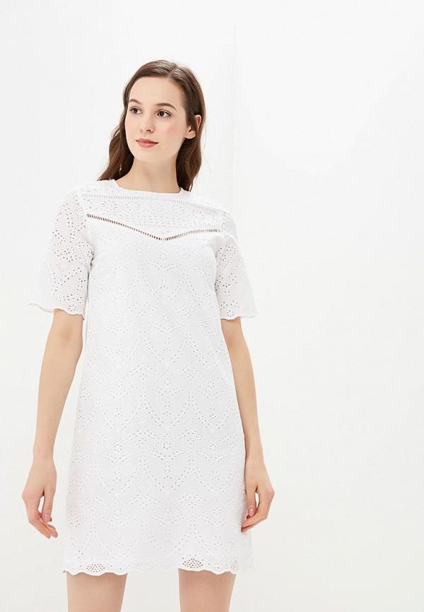 Купить Платье Dorothy Perkins, do005ewcslm8, белый, Осень-зима 2018/2019