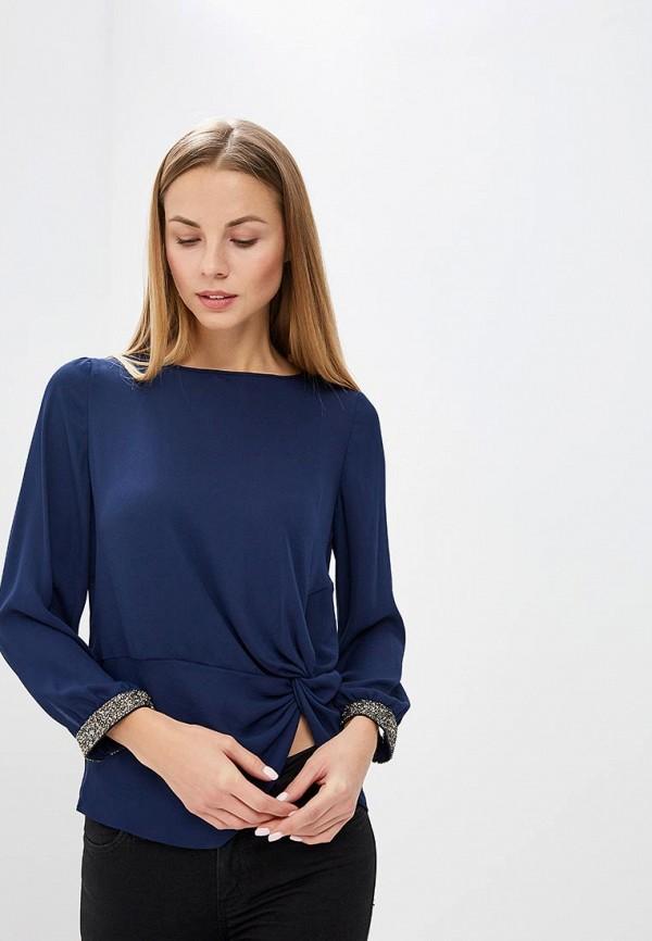 Купить Блуза Dorothy Perkins, do005ewcxlj9, синий, Осень-зима 2018/2019