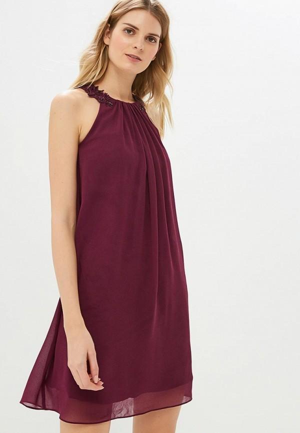 женское повседневные платье dorothy perkins, фиолетовое