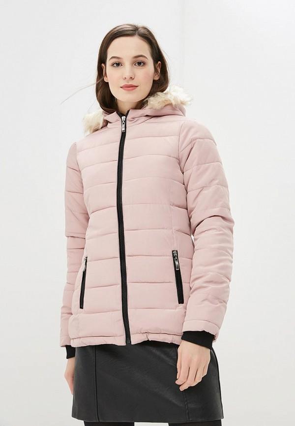 Пуховик  - розовый цвет