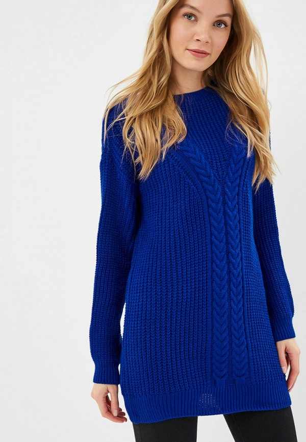 женская туника dorothy perkins, синяя