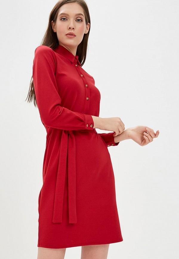 женское повседневные платье dorothy perkins, красное