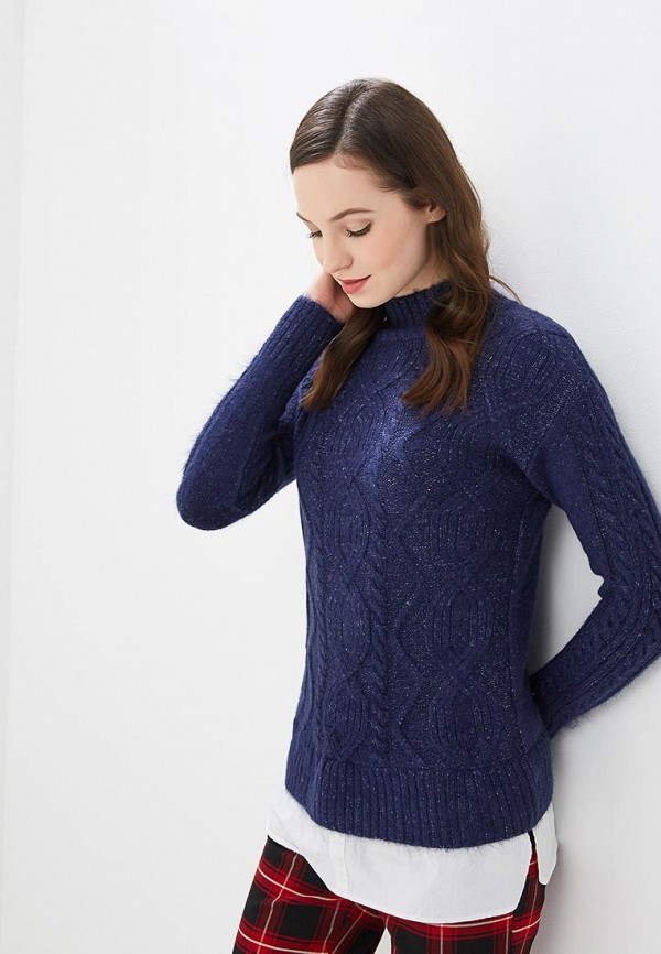 женский свитер dorothy perkins, синий