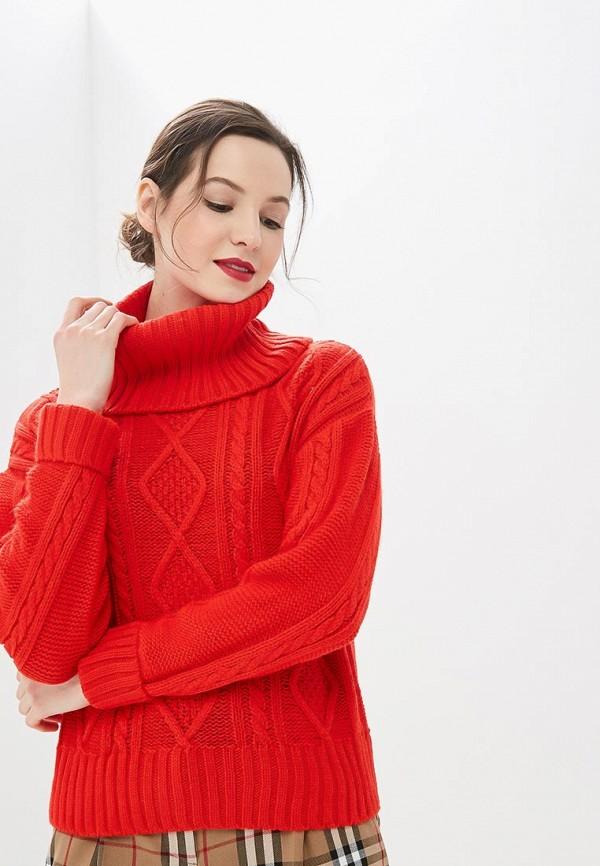 женский свитер dorothy perkins, красный