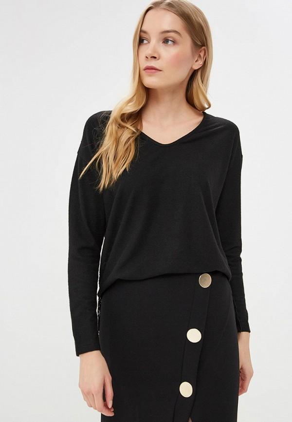 женский пуловер dorothy perkins, черный