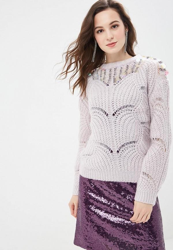 женский джемпер dorothy perkins, фиолетовый