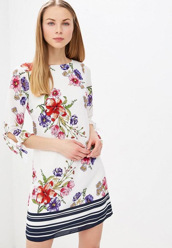 Купить Платье Dorothy Perkins, do005eweepi6, белый, Весна-лето 2019