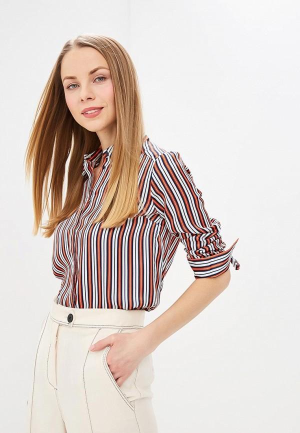 женская рубашка с длинным рукавом dorothy perkins, разноцветная