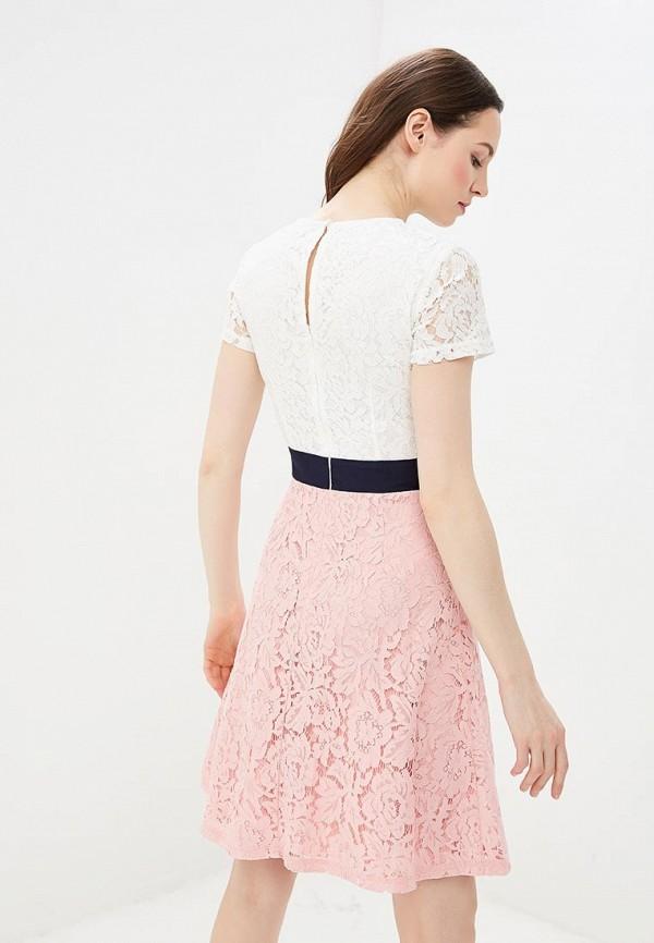 Фото 3 - женское вечернее платье Dorothy Perkins розового цвета
