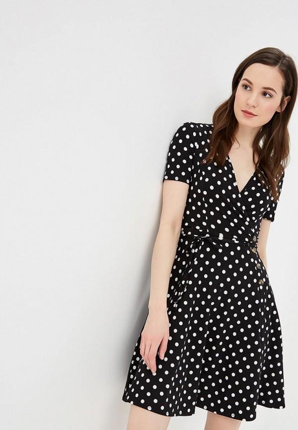 Купить Платье Dorothy Perkins, do005ewehrr7, черный, Весна-лето 2019