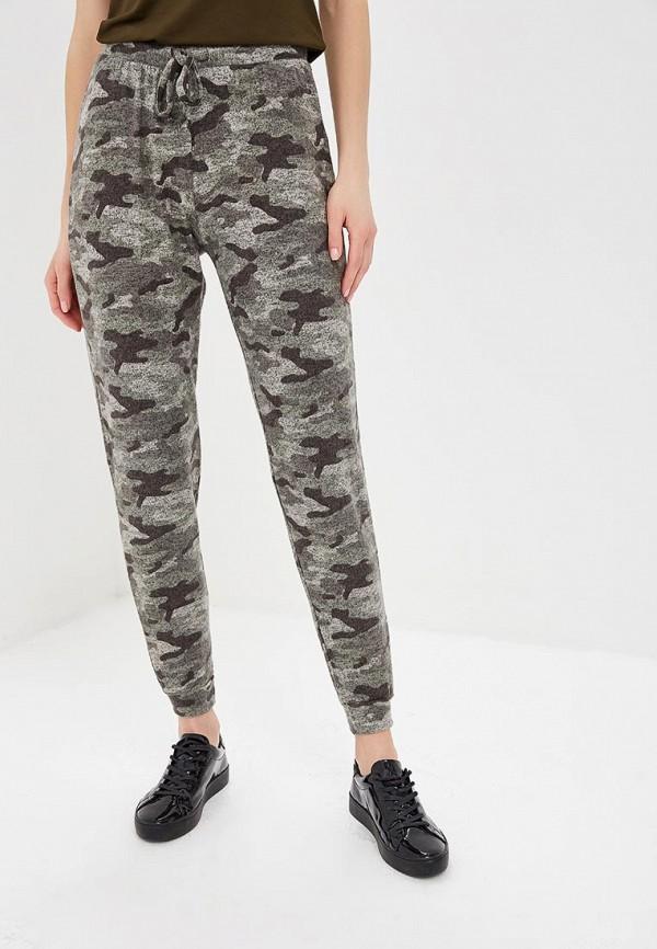 женские спортивные спортивные брюки dorothy perkins, хаки