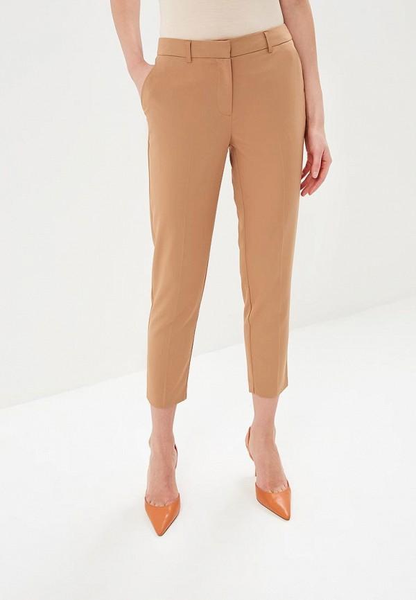 Фото - женские брюки Dorothy Perkins бежевого цвета