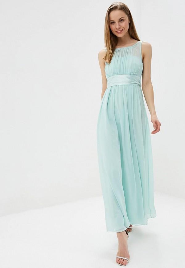 женское платье dorothy perkins, бирюзовое