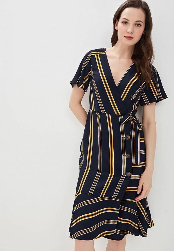 женское платье dorothy perkins, синее