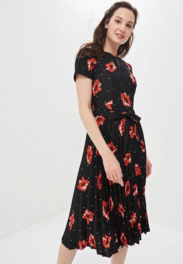 женское повседневные платье dorothy perkins, черное