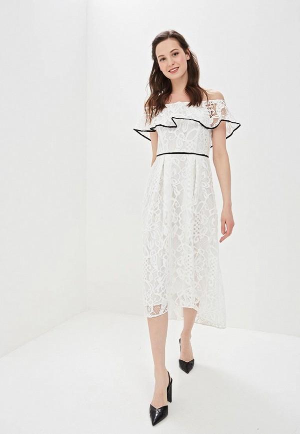 женское платье dorothy perkins, белое