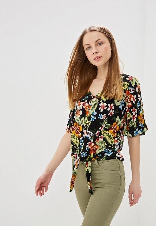 женская блузка dorothy perkins, разноцветная